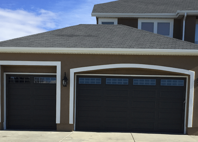 Garage door installation in utah county for Garage door repair west jordan utah